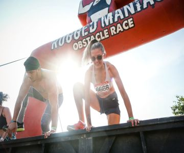 Rugged Maniac 5k Obstacle Race - San Francisco