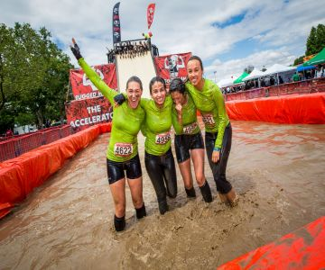 Rugged Maniac 5k Obstacle Race - North Carolina (Fall)