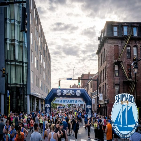 Shipyard Old Port Half Marathon and 5K
