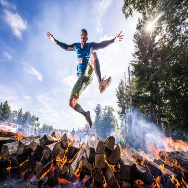Rugged Maniac 5k Obstacle Race - Phoenix (Fall)