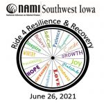 NAMI Southwest Iowa's Ride 4 Resilience and Recovery