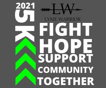 Lyme Warrior 5k - Virtual