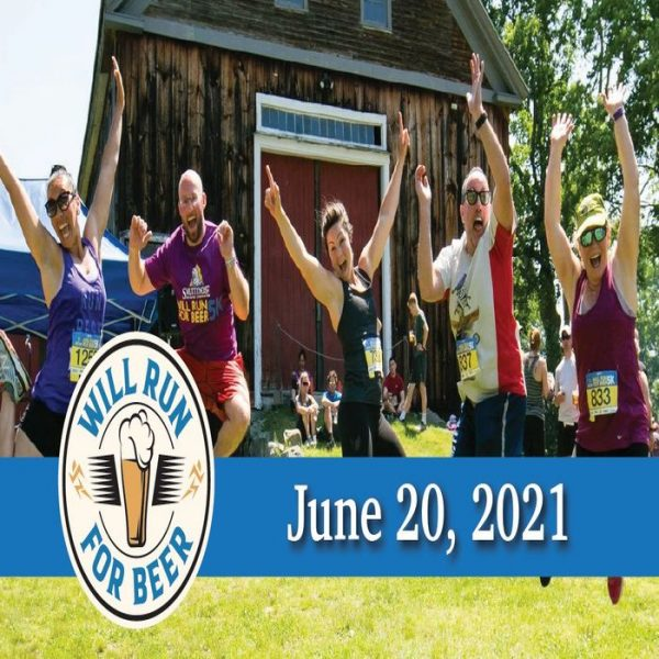 Will Run for Beer 5K