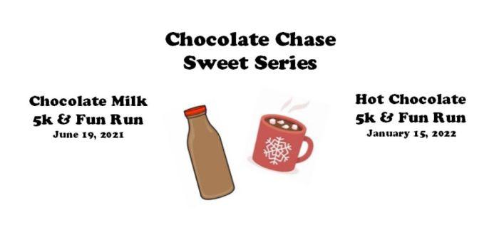 Chocolate Chase Sweet Series Chocolate Milk 5k