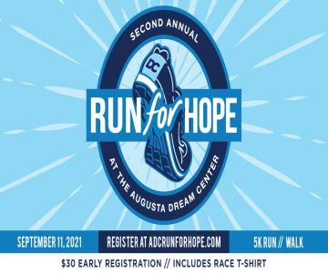 5K Run For Hope