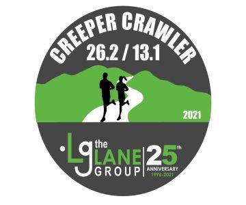 TLG Creeper Crawler Marathon and Half Marathon
