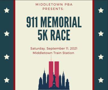 911 Memorial 5k Race
