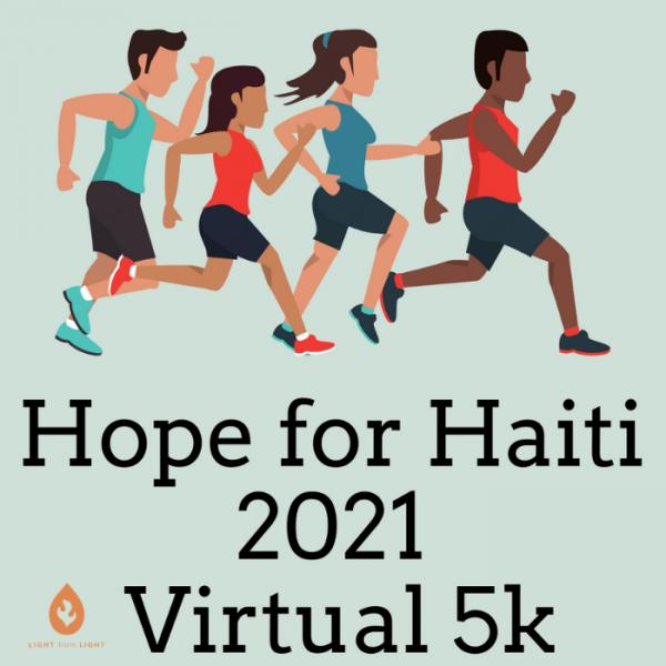 2021 Hope for Haiti Virtual 5K