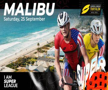 Super League Triathlon Championship Series Malibu, September 2021
