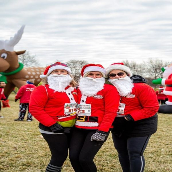 Santa Hustle 5k and Kids Dash Indianapolis