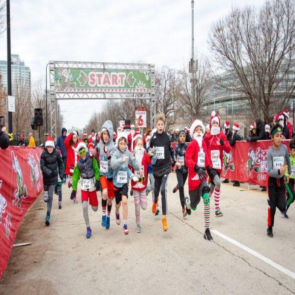 Santa Hustle® Arizona 5k and Half Marathon