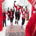 Santa Hustle® Cedar Point 5K and Half Marathon