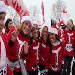 Santa Hustle® Smokies 5k and Half Marathon